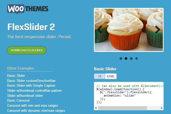Welcart BasicにFlexSlider2を導入!